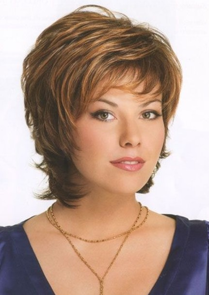 shag hairstyles for older women