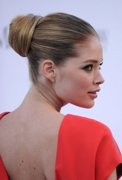 Super Easy Bun Hairstyles