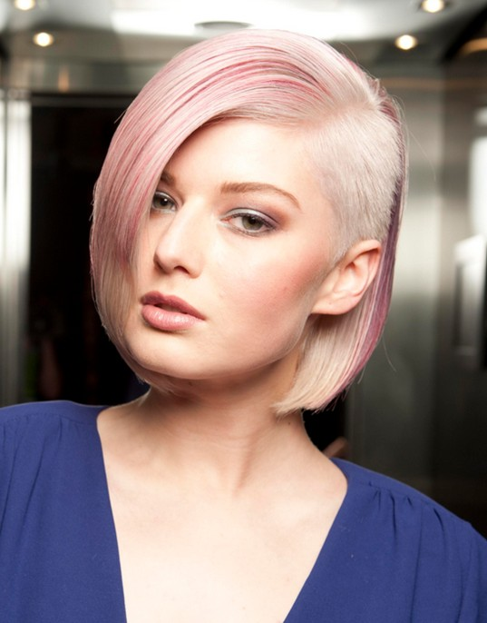 10 short hairstyles with bangs for 2014 popular haircuts