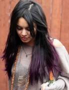Vanessa Hudgens Hair Styles: Long Straight Hairstyle
