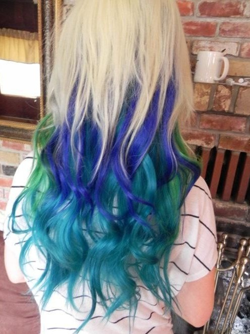 2014 Long Curly Hair Styles: Pretty hairstyles for long hair for girls