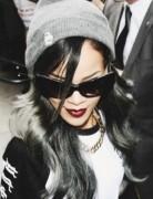 2014 Rihanna Hairstyles: Trendy hair color 2014