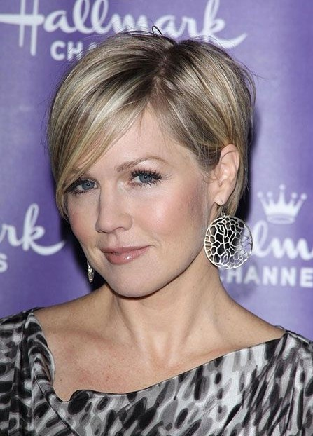 2014 Short Haircuts for Women: Celebrity Hairstyle
