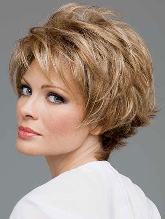 Modern womens short hairstyles