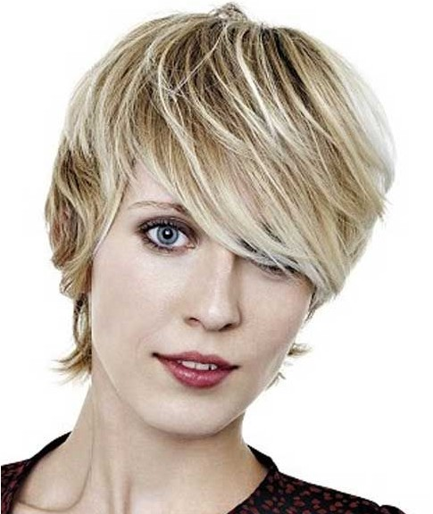 short wispy neckline haircuts wispy neckline haircut short hairstyle 2013