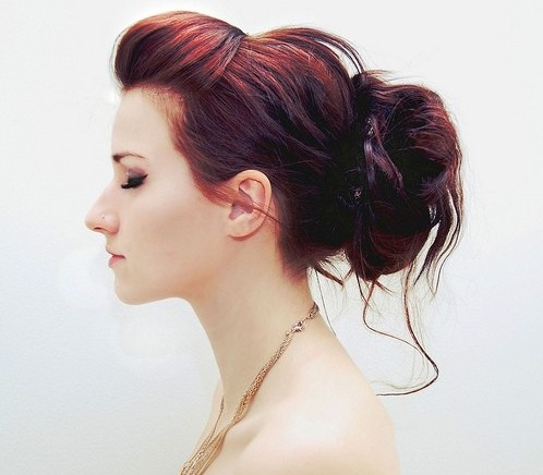 Wondrous 10 Best Updo Hairstyles Popular Haircuts Short Hairstyles For Black Women Fulllsitofus
