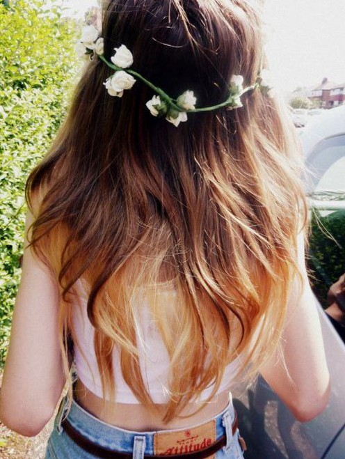 Best Colors for Ombre Hair