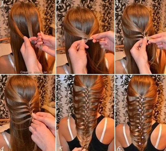 Braided Hairstyles: Add as You Braid