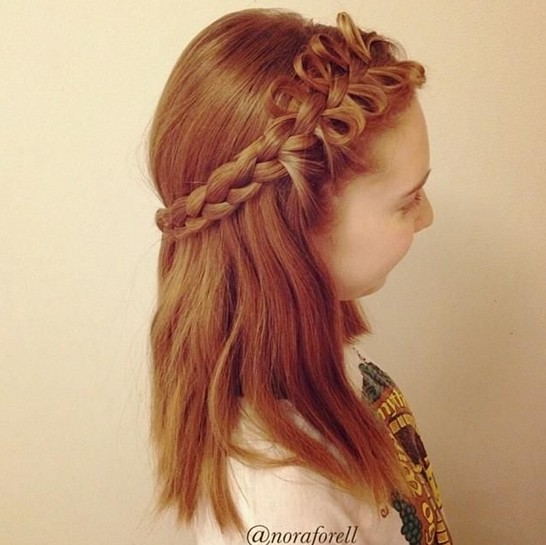 Braided Hairstyles: Cute Braids for Girls
