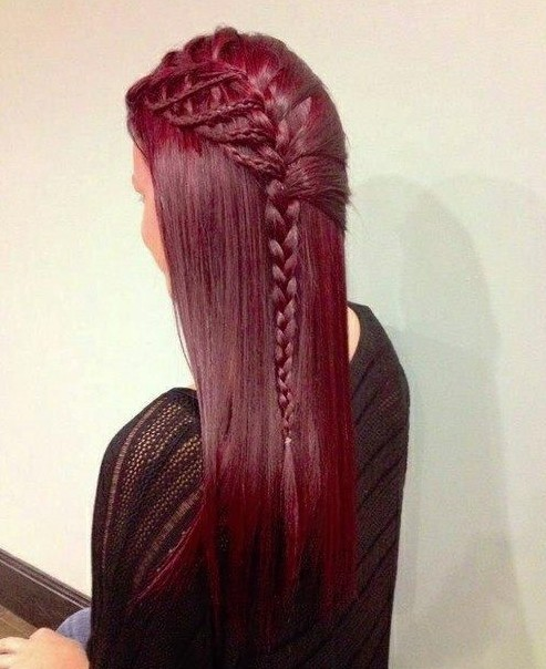 Braided Hairstyles: Diy Braids with Long Hair