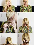 Casual Hairstyles for Everyday: Low Ponytail Braid