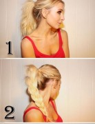Easy Braided Updos: Prom Hairstyles