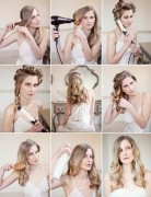 Hairstyles To Do Yourself: Romantic Long Wavy Hairstyle