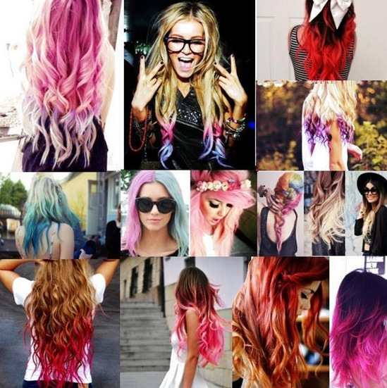 Ombre Hair Color 2014