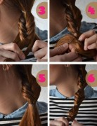 Ponytail Hairstyles Tutorials: Little Fish Ponytails