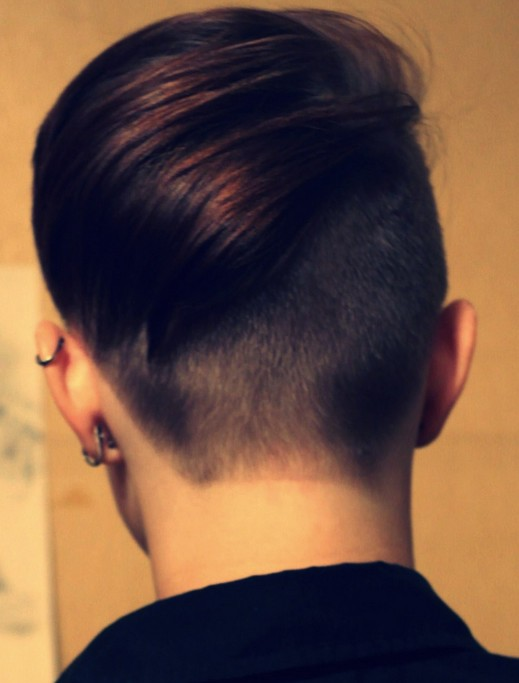 Trendy Short Hairstyles: Awesome Short Haircut