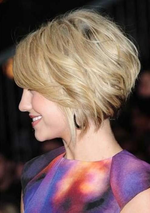 Astounding Short Hairstyles Choppy Bob Haircuts Best Hairstyles 2017 Hairstyles For Men Maxibearus