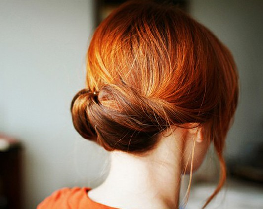 Updo Hairstyles for Short Hair: Easy Everyday Hairstyle
