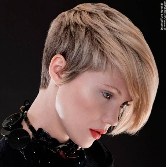 15 Chic Short Haircuts: 2014 Hairstyle Trends
