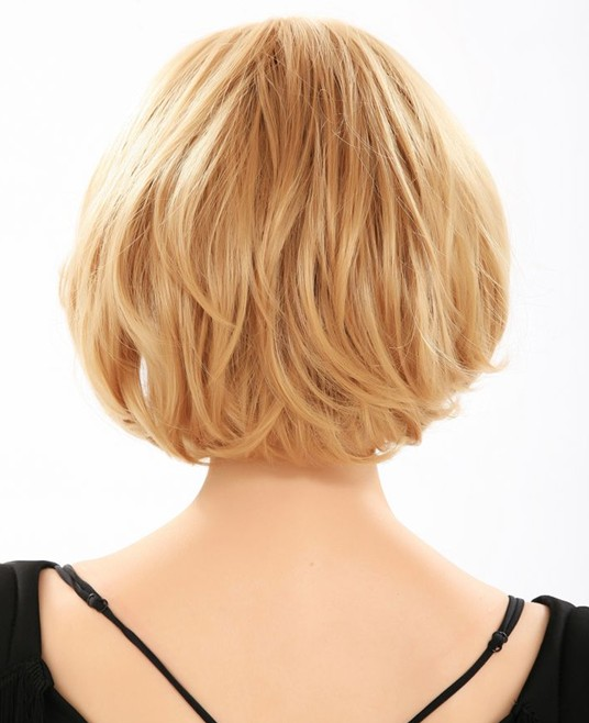 15 Chic Short Haircuts Bob Hairstyle Back View