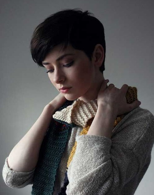 15 Chic Short Haircuts: Cute, Easy Pixie Hairstyle