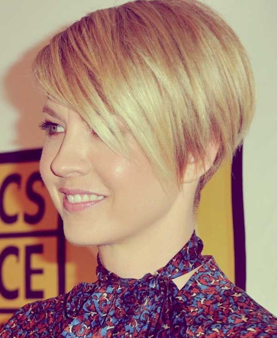 Excellent 15 Chic Short Haircuts Most Stylish Short Hair Styles Ideas Short Hairstyles Gunalazisus
