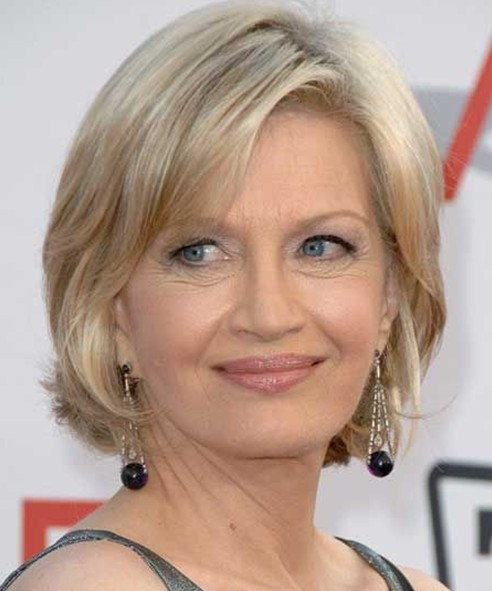 20 Great Short Hairstyles for Older Women