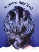 2014 Bun Updos Ideas: Bun Photo Tutorial