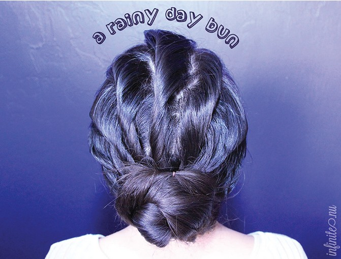 35 Wedding Hairstyles Discover Next Year S Top Trends For: Bun Updos Ideas: Bun Photo Tutorial