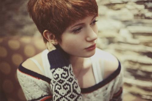 Short Choppy Punk Hairstyles For Girls