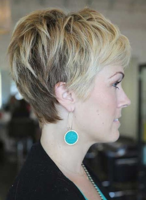 Pixie Haircuts: Easy Short Hairstyle 2015