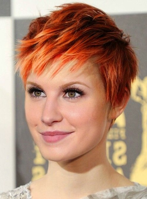 30 Short Hairstyles for Winter: Impressive Pixie
