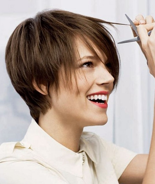 30 Short Hairstyles for Winter: Insanely Pixie Haircut