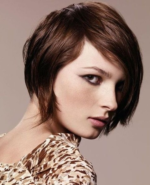 30 Short Hairstyles for Winter