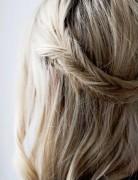 Fishtail Braid Headband Tutorial - Cute Hairstyle
