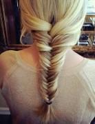 Fishtail Braid Tutorial Cute Hairstyles for Girl
