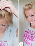 Side and Messy Fishtail Braid Tutorial: Beach Hairstyles