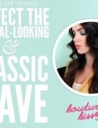 Perfect Wavy Hair Tutorial at Home