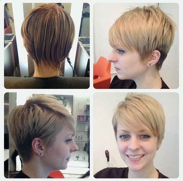 2014 Short Haircuts Trends: Pixie Hairstyle