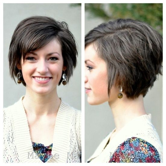Groovy Short Haircut For Oval Face Best Hairstyles 2017 Short Hairstyles Gunalazisus