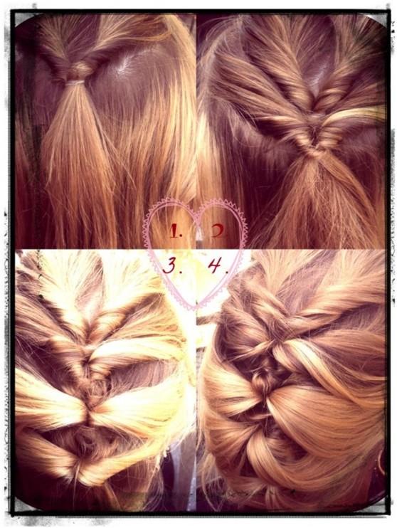 Groovy 10 Ways To Make Cute Everyday Hairstyles Long Hair Tutorials Hairstyles For Women Draintrainus