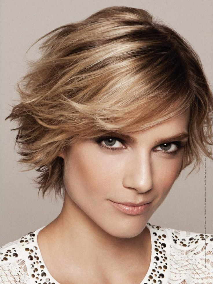 Cute Short Hairstyles for Summer: Trendy Hair Color
