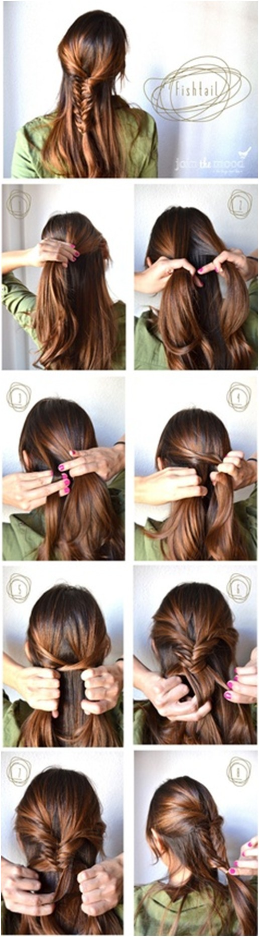 Easy DIY Braids for Long Hair