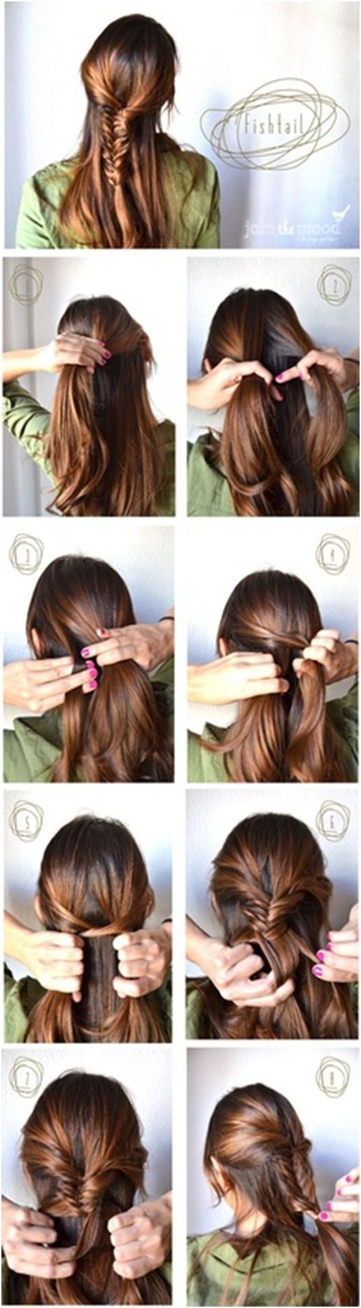 Easy DIY Braids for Long Hair