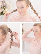 Easy Prom Updos Step By Step