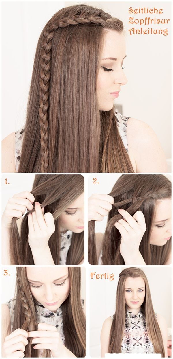 Astounding Step By Step Hairstyles For Long Hair Long Hairstyles Ideas Short Hairstyles Gunalazisus
