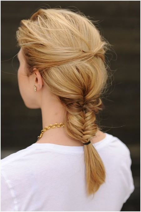 How to: Girl Fishtail Braid Tutorial