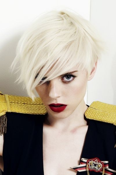 10 Short Blonde Hair Ideas Best Short Haircuts Popular