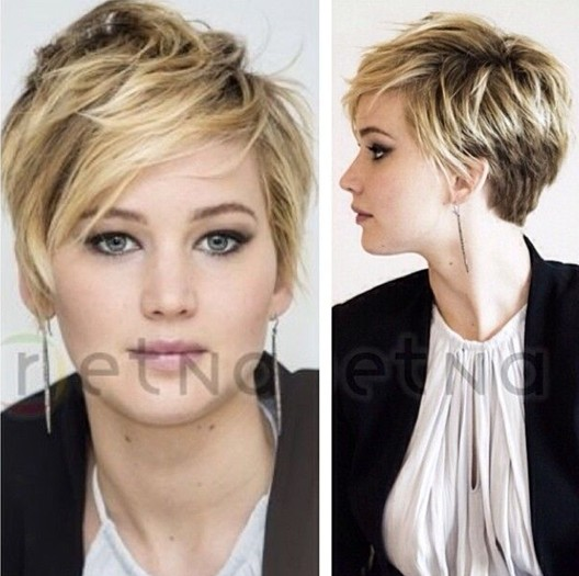 Beautiful Popular Stylish Summer Short Hairstyles 2017