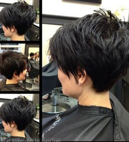 Most Popular Short Hairstyles for Summer: Women Haircuts